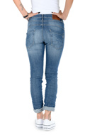 Picture of Please - Jeans P78 E02 - Blu Denim
