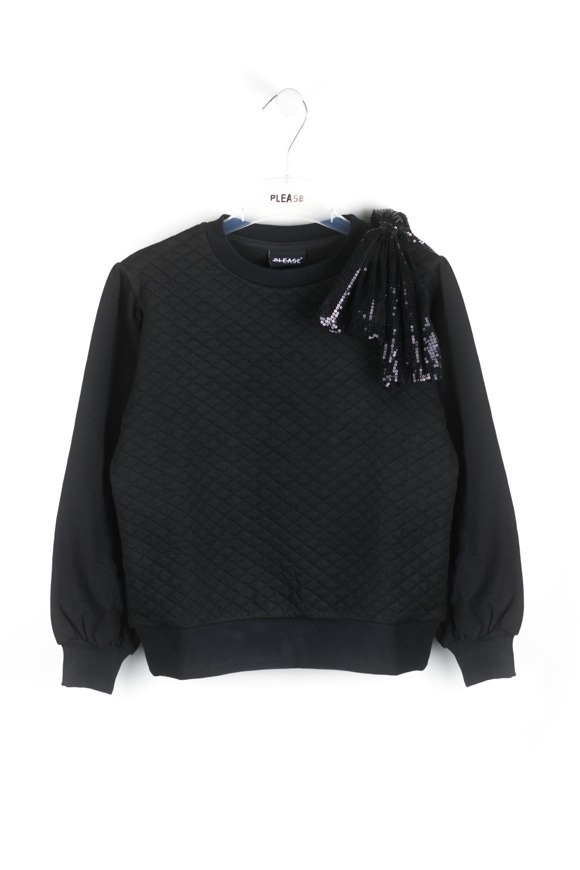 Bild von Please Kids Pullover - Black