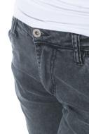 Picture of Please - Jeans P85 IV0 - Nero Denim