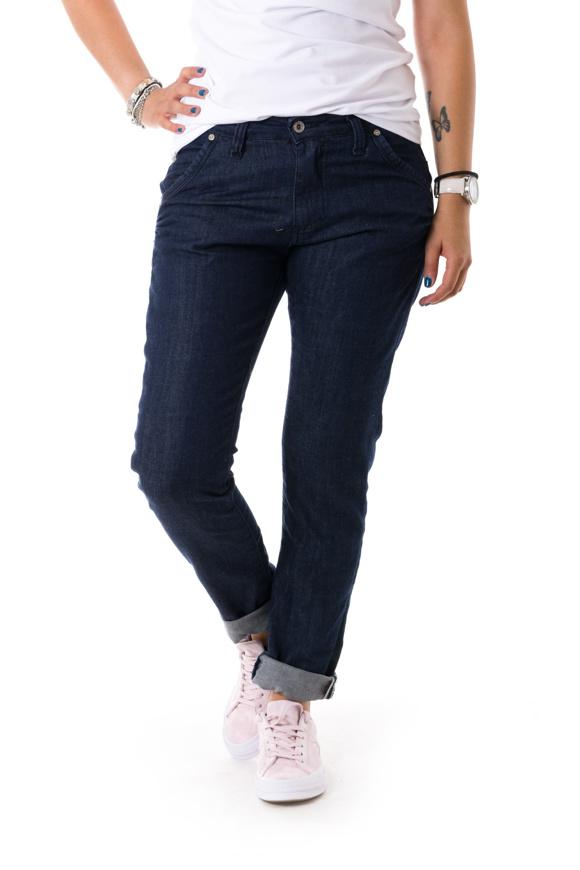 Picture of Please - Jeans P85 WN5 - Blu Denim