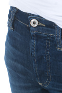 Picture of Please - Jeans P33 P3G - Blu Denim