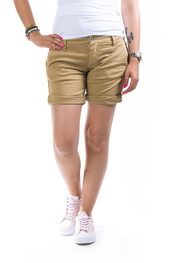 Picture of Please - Shorts D005 - Sand