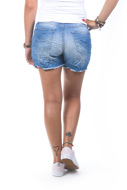 Immagine di Please - Shorts P13 - Blu Denim