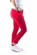 Picture of Please - Pant P78 4U1 - Rosso India