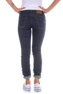 Picture of Please - Jeans P24 LL1 (P68) - Blu Denim