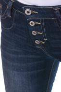 Picture of Please - Jeans P24 (P68) - Blu Denim
