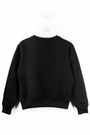 Picture of Please Kids Pullover - Black