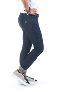 Picture of Please - Jeans P07 WN5 - Blu  Denim