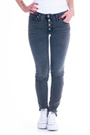 Picture of PLEASE - JEANS P90 MAN - BLACK DENIM