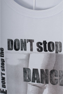 Picture of DANZA T-SHIRT - white