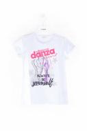 Immagine di DANZA maglietta - bianco