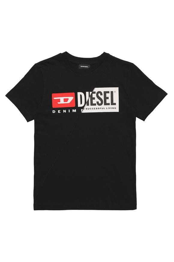 Immagine di DIESEL maglietta - nero