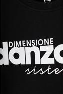 Picture of DANZA pullover - black