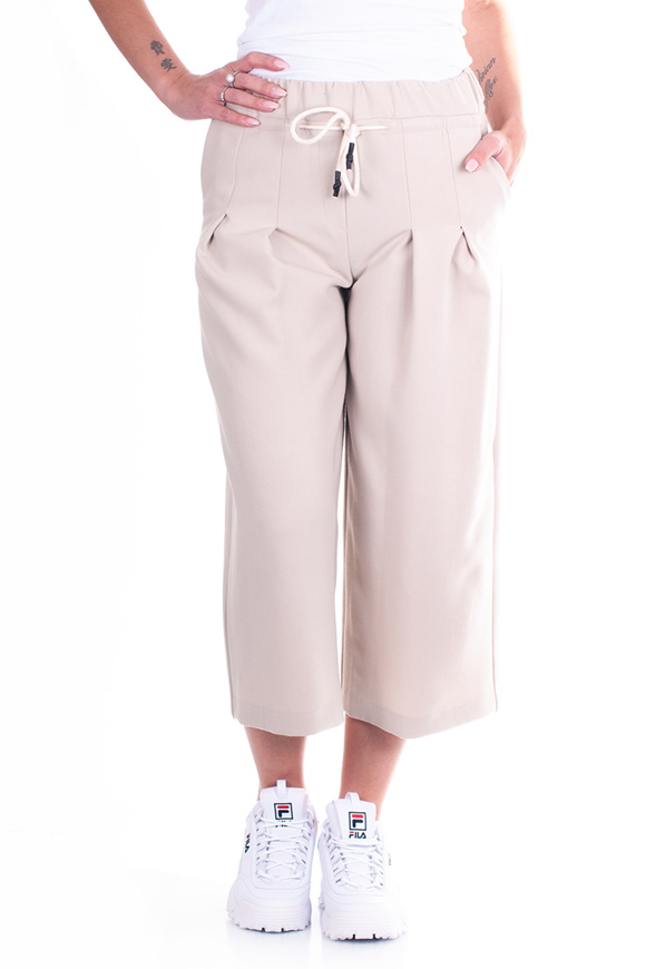 Picture of imperial - pant - beige
