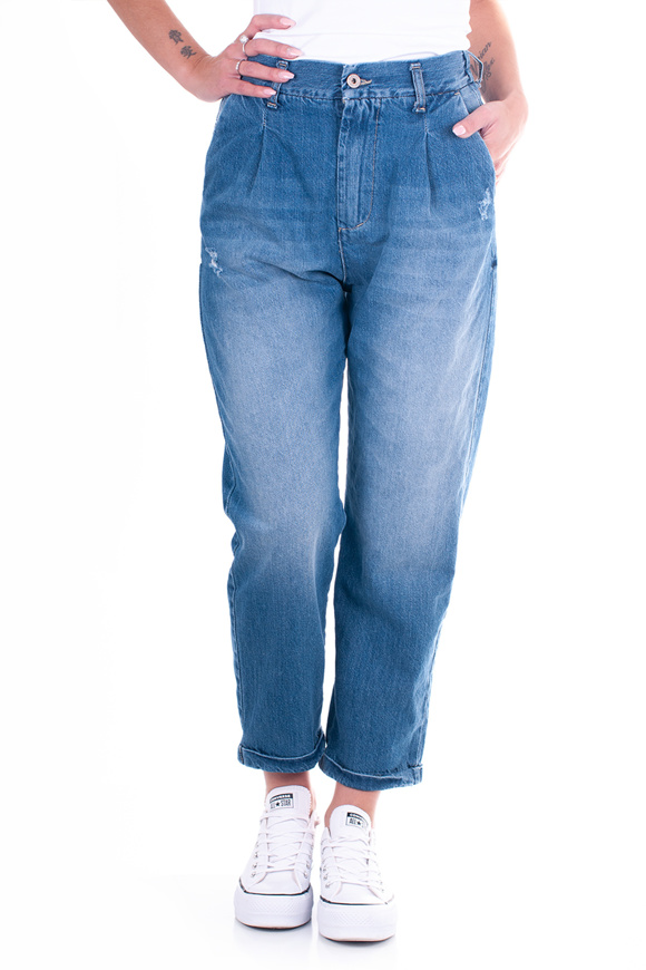 Picture of please - jeans p0 W3Z - bludenim