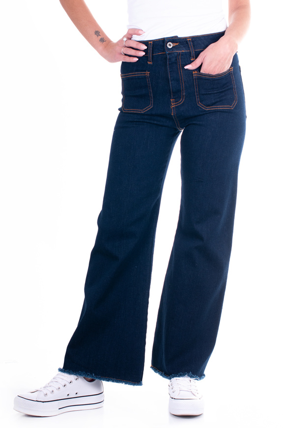 Picture of please - jeans p0 N7H - bludenim