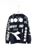 Picture of DIADORA - sweater - black