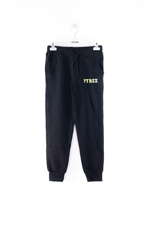 Picture of PYREX - trousers- black
