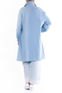 Picture of IMPERIAL - coat - blue