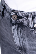 Picture of VICOLO - jeans - black