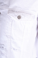 Picture of LE STREGHE - jacket - WHITE DENIM