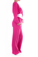 Picture of LE STREGHE - trousers - FUXIA