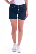 Picture of Please - Short P88 - blu navy